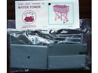 Dapol OO/HO Scale Trackside Kit - Water Tower