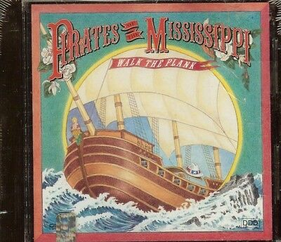 PIRATES OF THE MISSISSIPPI - WALK THE PLANK - CD -