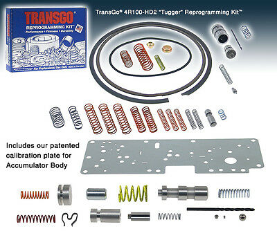 Ford 4R100 Tugger TransGo Transmission Reprogramming Kit 4R100-HD2 Tugger