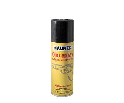 Aceite Lubricante Protector Para Armas MAURER Espray 200ML (31067)