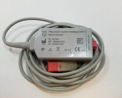 Agilent Philips M2738a Avalon Fetal Monitor Leg Plate
