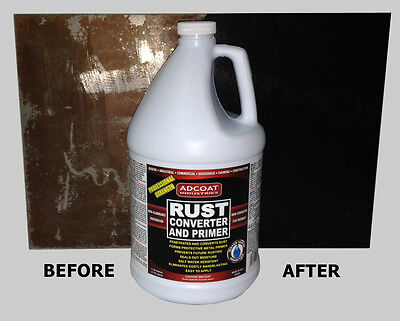 Rust Converter And Primer 5 Gallon One Step To Remove