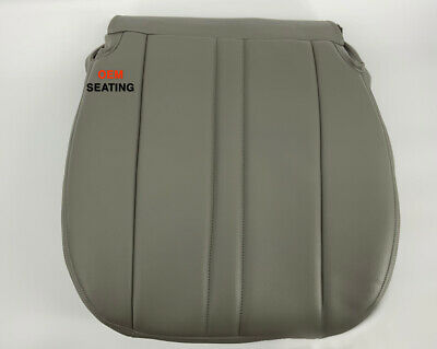2003-2005 CHEVY EXPRESS 2500/3500 CARGO VAN DRIVER BOTTOM SEAT COVER GRAY