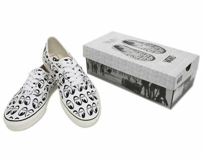 c359582621 VANS × MOONEYES SNEAKERS SHOES HOT ROD RACING SHOP SIZE 12 NEW IN BOX RARE