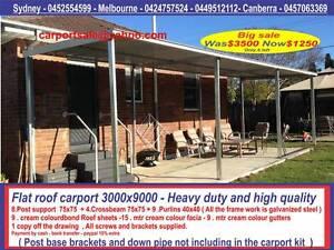 New  carport  3  x  9   $1250  or  3 x  12   $  1640 Thomastown Whittlesea Area Preview