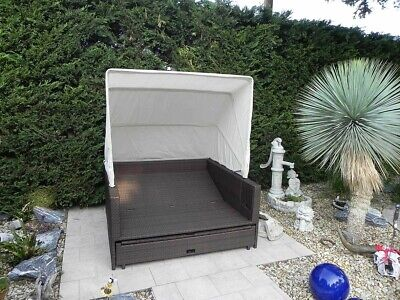Lounge Ersatz (Beach Lounge Ersatz Sonnendach Baldachin Lounge Domus Ventures)