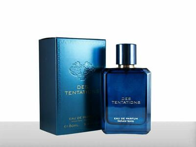 Des Tentations By Fragrance World 100ml EDP Men Inspired by Versace Eros