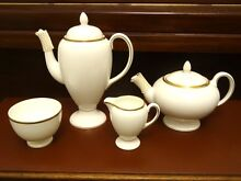 Wedgwood Tea and Coffee Pot Set Artarmon Willoughby Area Preview