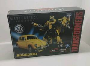 Masterpiece tomy, Hasbro bumblebee Figurine new in box.