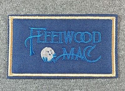 Fleetwood Mac Patch 3.5in iron on patch Music Rock Band