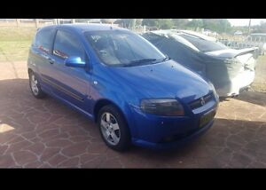 2006 Holden Barina Richmond Hawkesbury Area Preview