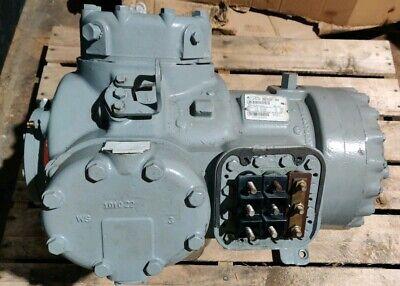 Carrier Carlyle 06e R22 20hp Semi-hermetic Discus Compressor 06et250-360 3ph
