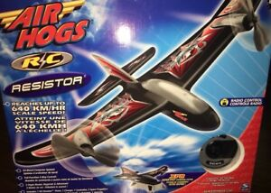 R/c high speed plane new in box for trade