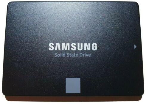 Samsung 850 Evo 500GB SSD, gebraucht, gelöscht, fehlerfrei,