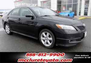 2009 Toyota Camry SE 5 SPEED MANUAL!