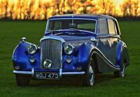1951 Bentley MKVI H.J.Mulliner lightweight Saloon