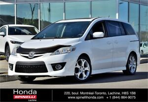 2010 Mazda Mazda5 GT AUTO TOIT MAGS AUTO AC ROOF MAGS 8 TIRES++