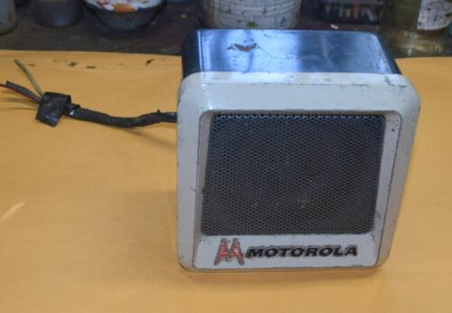 Vintage1964 Motorola External Speaker TSN6000A-1