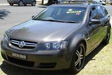 2009 Holden Commodore Wagon Armidale City Preview