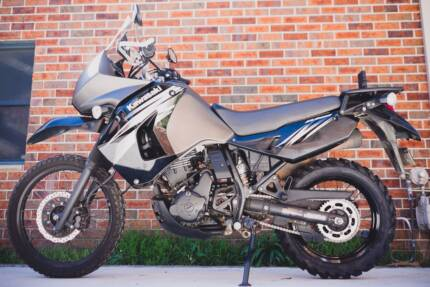 2011 KLR 650 - LOW KMS - GREAT CONDITION - REGO