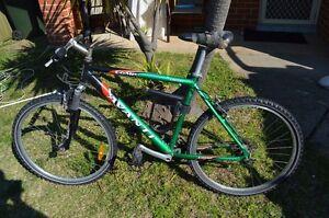Avanti Mountain Bike with Lock Hinchinbrook Liverpool Area Preview