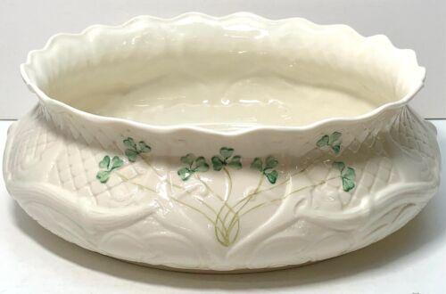 Belleek Dalriada Fruit Bowl #2305