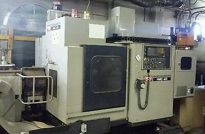 Enshu Hmc40 Horizontal Machining Center