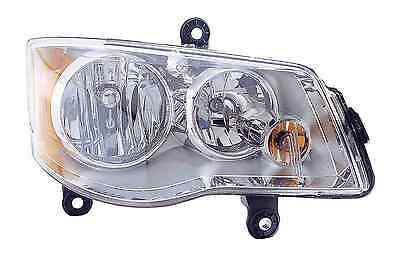 New Dodge Grand Caravan 2011 2012 2013 2014 2015 2016 right passenger headlight