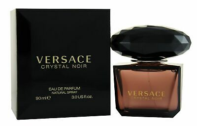 VERSACE CRYSTAL NOIR By Versace 3.0 OZ 90 ML Eau De Parfum Spray For Women.