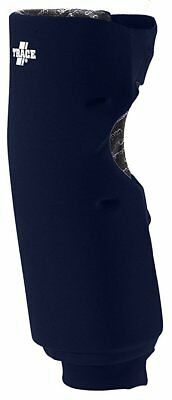 New Adams 47000 Navy Small Sliding Fielding Trace Knee Guard Softball Pad Softball Sliding Knee Guards