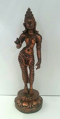 Parvati Parvathi Hindu Goddess Statue Figure Consort of Lord Shiva #PAR