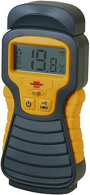 Brennenstuhl Feuchtigkeits-Detector MD 1298680 Baufeuchte Holzfeuchte Messgerät