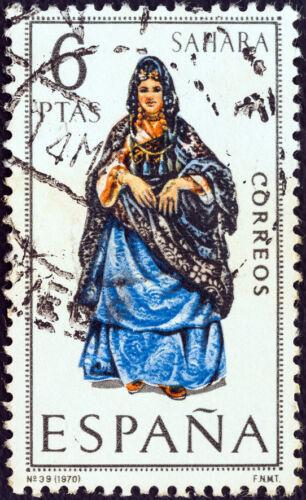 Wie man Briefmarken aus Spanien auf eBay findet