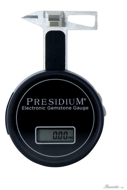PRESIDIUM PEGG ELECTRONIC GEMSTONE DIAMOND GAUGE