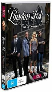 London Ink : Collection 1 (DVD, 2009, 2-Disc Set)
