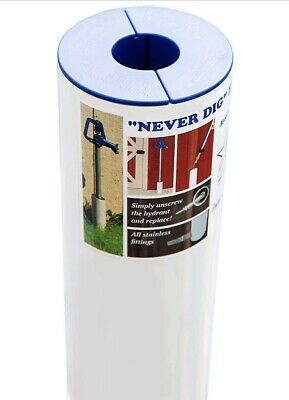 Never Dig Frost Free Yard Hydrant Sleeve