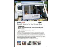 New Thule Omnistor Awning Safari Caravan Style Room 4m Medium