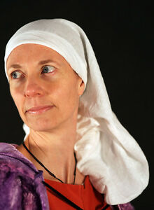 MEDIEVAL-Sca-LARP-Role-Playing-Re-Enactment-LADIES-HEADDRESS-Covering-1-size