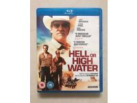 Hell Or High Water Blu-ray - Excellent Condition £5