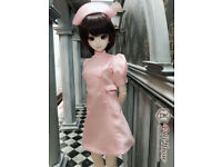 1//3 BJD dollfie dream doll clothes DDL//DDM DDdy skin color protective outfit 63H