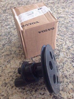 "Volvo Penta Raw Water Sea Pump REBUILT 3858847 3855778 3852398 6.5"" Pulley OMC"