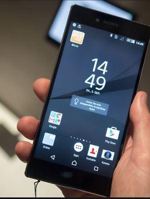 Sony Xperia Z5 E6653 Black 32GB 23MP Unlocked Smart Phone Mint Condition
