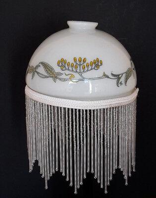 Stilarts Lampenglas Jugendstil alt Ersatzglas Lampenschirm Lampe Ersatzschirm