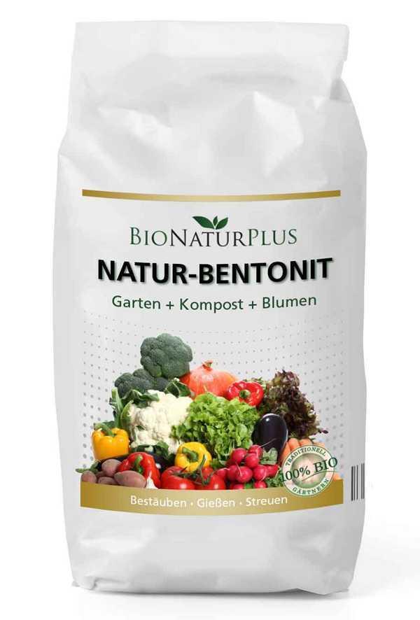 Bentonit 25kg zur Sandbodenverbesserung,Bodenhilsstoff oder Kompostierung,Garten