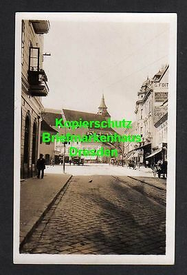 114276 AK Brasov Fotokarte Markt um 1935 Kronstadt
