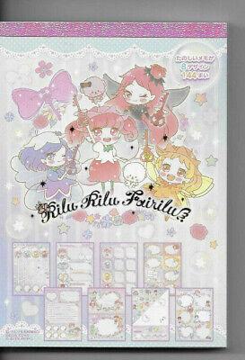 Sanrio Rilu Rilu Fairilu Notepad Extra Thick Cake