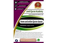 Learn Quran with Tajweed Home and Online Classes One-to-One with Male and Female Teachers