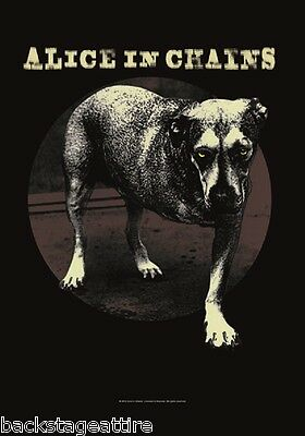 Alice in Chains Layne Staley Tripod Cloth Fabric Poster Flag Tapestry Banner New
