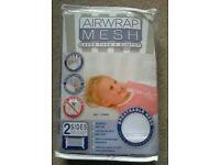 Airwrap Mesh - cot bumper