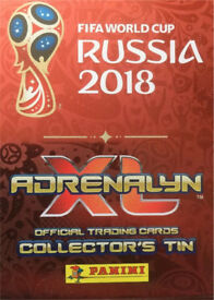 Panini Adrenalyn xl Russia 2018 cards. SWAP ONLY